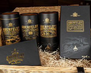 ULTIMATE ABERFELDY MALT HAMPER