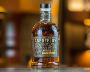 Aberfeldy 21 Year Old Whisky