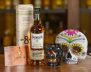 The Day of the Dead -  Dewar's Ilegal Smooth Gift Set