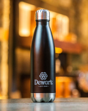 Dewar's Water Bottle