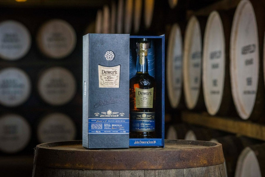 Dewar's 25 Year Old Whisky