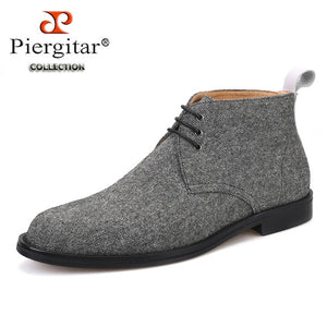 Classic CHUKKA Boot Autumn/Winter styling Men Shoes