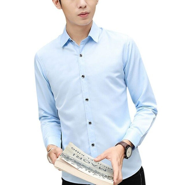 Mens  Business Casual Dress Shirts