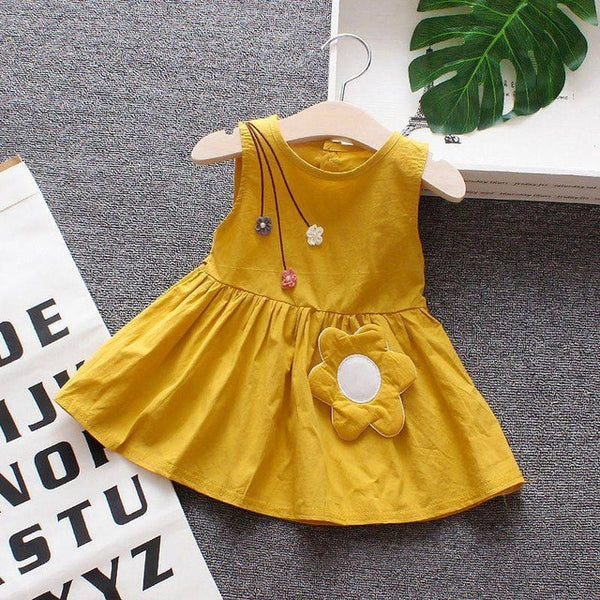 High Quality baby girl dress