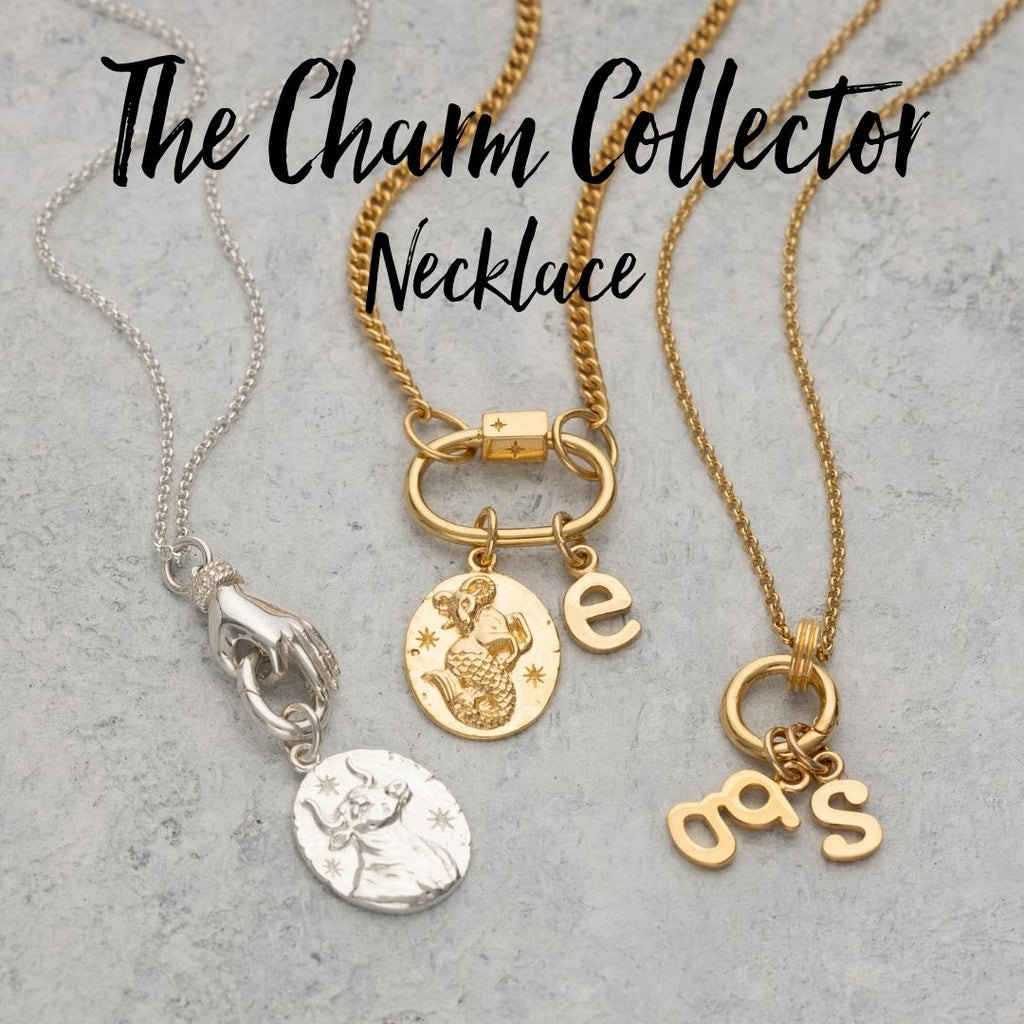 Introducing the Charm Collector Necklace