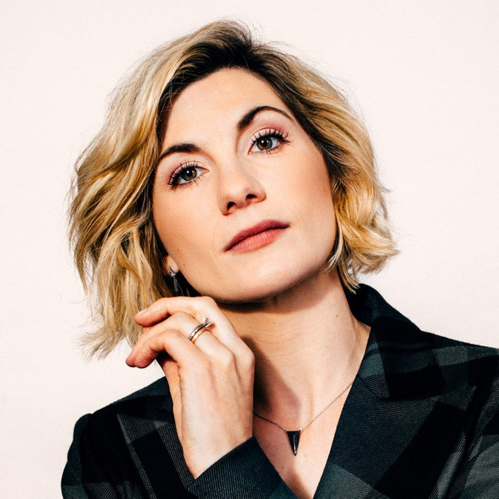 Lily Charmed spotted on Jodie Whittaker, our Favourite Dr Who