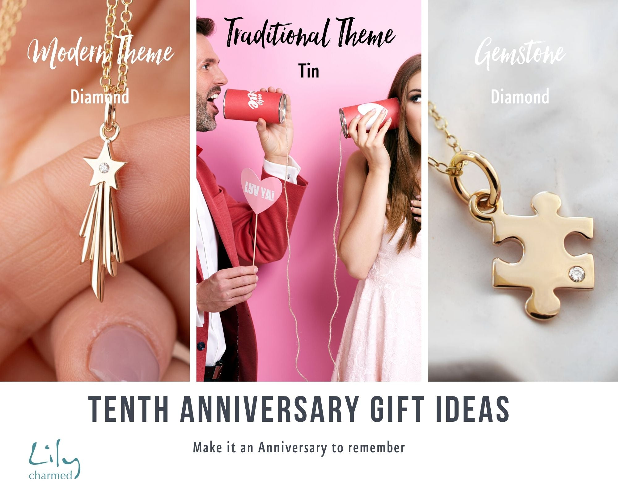 Tenth Anniversary Gifts