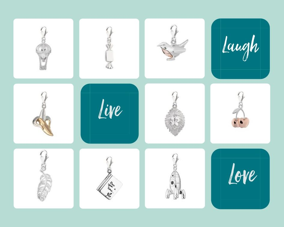 Clip On Charm Designs By Lily Charmed