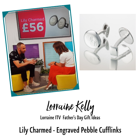 Lorraine Kelly Lily Charmed Jewellery