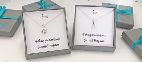 Smart Works Good Luck Charm Necklaces