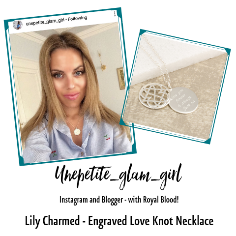unepetite_glam_girl in Lily Charmed jewellery