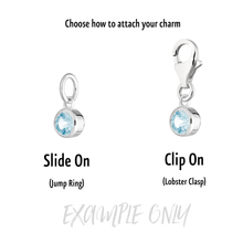 Silver Fox Charm - Lily Charmed