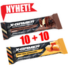 (10+10) XG-Bar Chocolate Frenzy & XG-Bar Salted Caramel (55g)