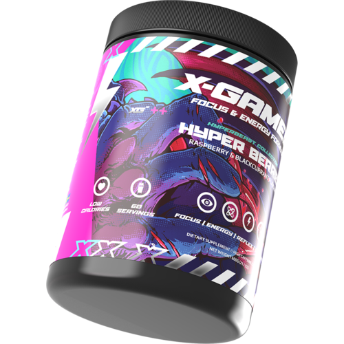 X-GAMER HYPER BERRIES (Hyperbeast collection)