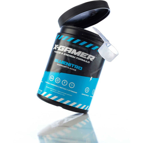X-Gamer - Bluenitro (X-Tubz 600g / 60 servings)