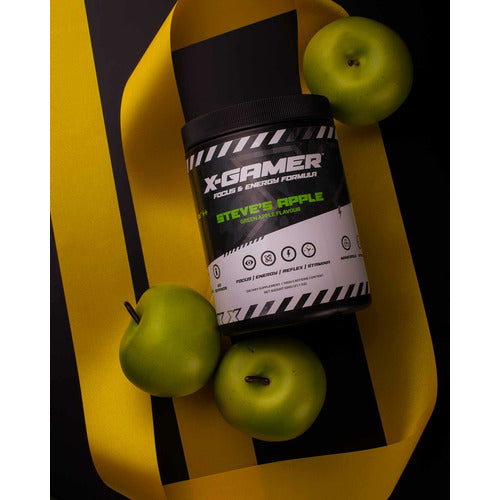 X-Gamer - Steve's Apple (X-Tubz 600g / 60 servings)