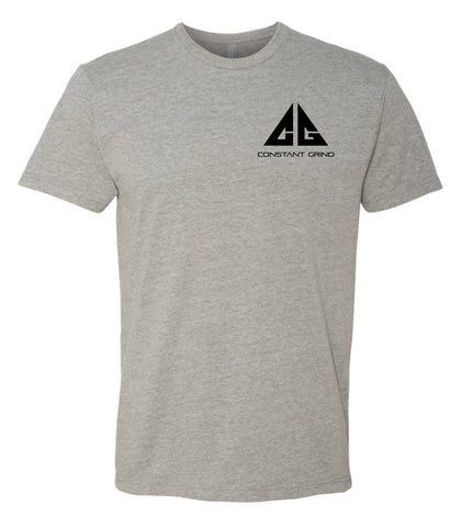 Lv Relentless Tee - Heather Grey