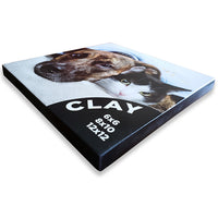 Clay Canvas Image Prints