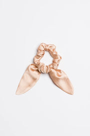 Champagne Supernova - Bow Scrunchie