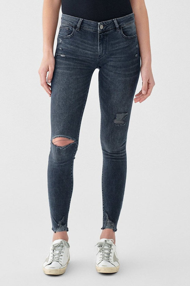 Bottoms-Emma Low Rise Instasculpt Skinny in Kent-DL 1961-Blue-Ox-Boutique-23