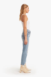 Bottoms-The Tomcat - The Confession-Mother Denim-Blue-Ox-Boutique-