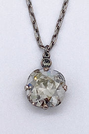 Swarovski Crystal Necklace - Crystal