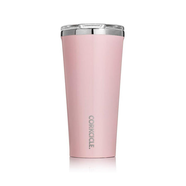 Home-16oz Tumbler-Corkcicle-Blue-Ox-Boutique-Rose Quartz