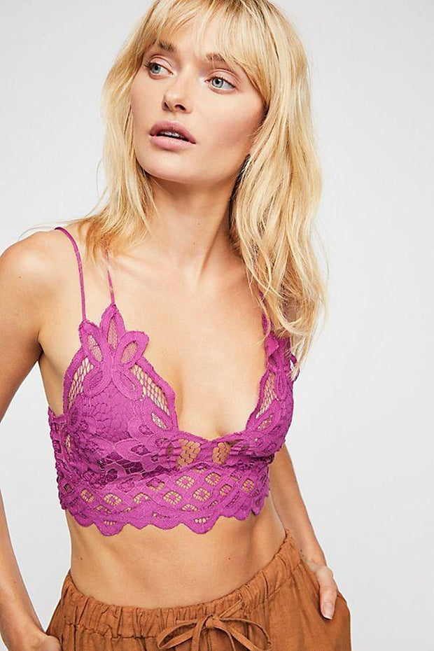 Intimates-Adella Bralette-Free People-Blue-Ox-Boutique-