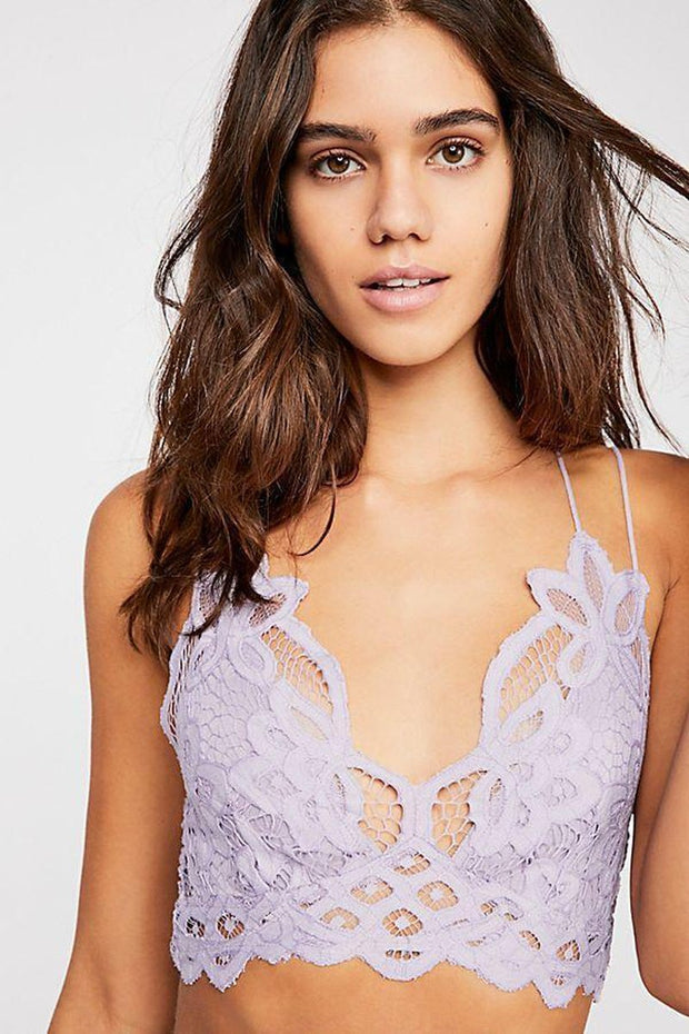 Intimates-Adella Bralette-Free People-Blue-Ox-Boutique-Lavender Adella