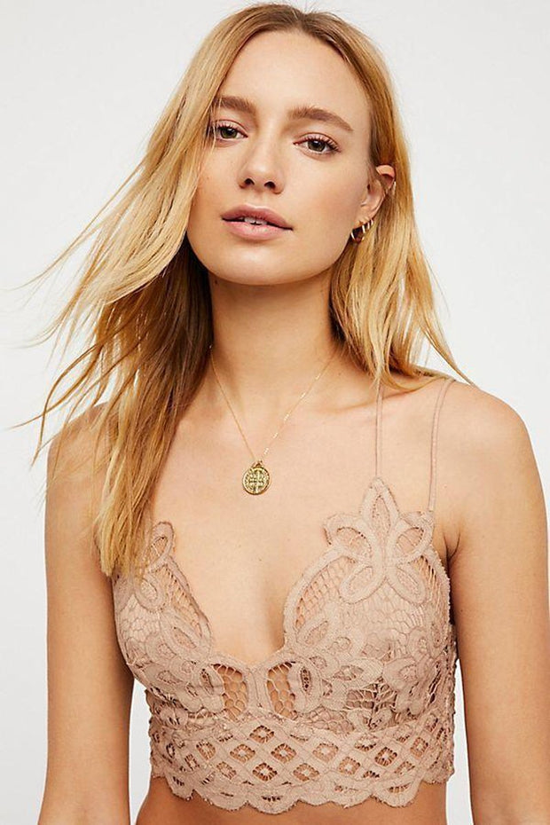 Intimates-Adella Bralette-Free People-Blue-Ox-Boutique-Nude Adella