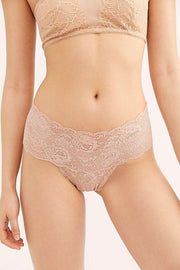 Intimates-Never Say Never Comfie Cutie Thong-Cosabella-Blue-Ox-Boutique-Sette