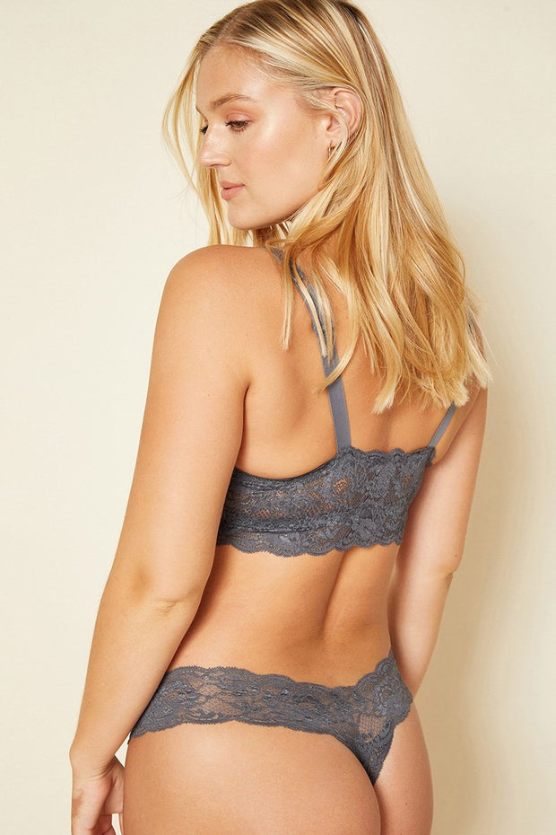 Intimates-Never Say Never Curvy Sweetie Soft Bra-Cosabella-Blue-Ox-Boutique-