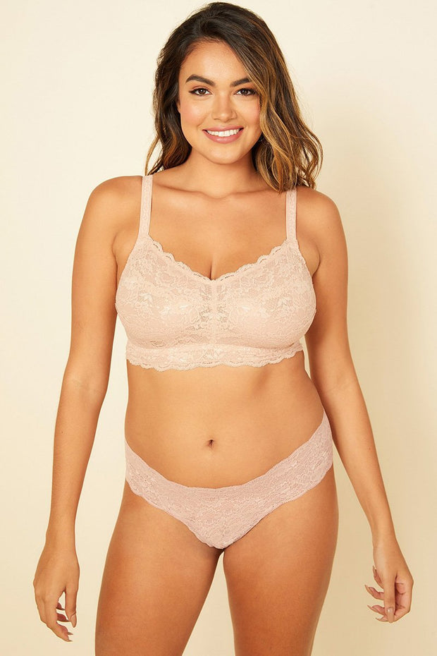 Intimates-Never Say Never Curvy Sweetie Soft Bra-Cosabella-Blue-Ox-Boutique-Sette
