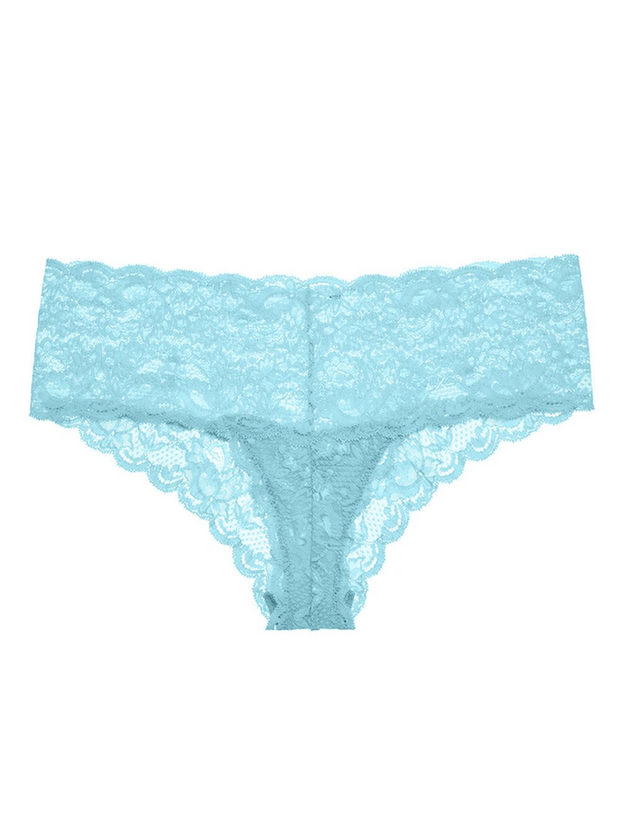 Intimates-Never Say Never Hottie Lowrider Hotpant-Cosabella-Blue-Ox-Boutique-
