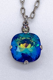 Swarovski Crystal Necklace - Sky
