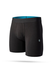 Underwear-Staple St 6in Boxer Briefs-Stance-Blue-Ox-Boutique-Black