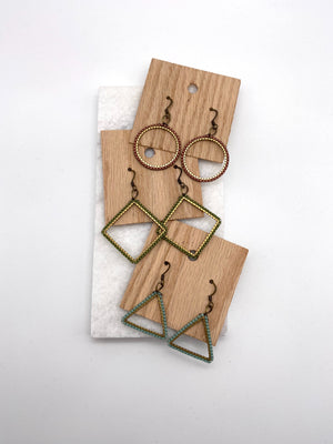 DIY Beaded Earring Kit