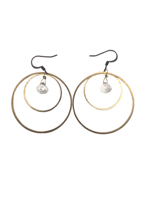 Roseau Earrings