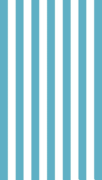 Oversized Blue Cabana Stripe Beach Towel
