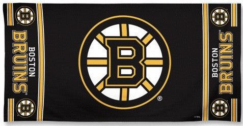 Bruins Beach Towel