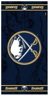 Sabres Beach Towel