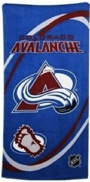 Avalanche Beach Towel