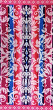 Damask Beach Towel