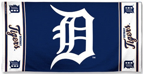 Detroit Tigers Beach Towel
