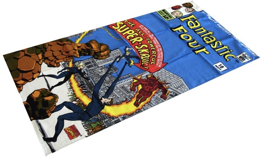 Fantastic Four Beach Towel