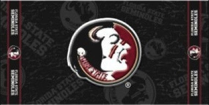 FSU Beach Towel