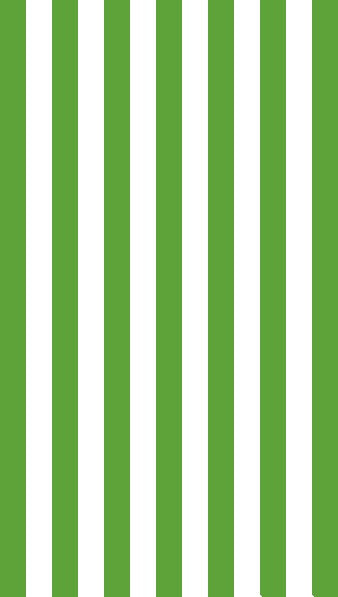 Oversized Green Cabana Stripe Beach Towel