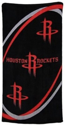 Houston Rockets Beach Towel