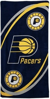 Indiana Pacers Beach Towel