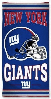 New York Giants Beach Towel